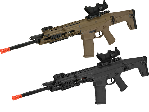 WE-Tech Carbine Length MSK Airsoft AEG Rifle