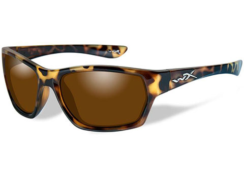 Wiley X Moxy Sunglasses (Color: Polarized Bronze Frame with Gloss Demi Frame)