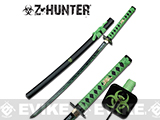 Biohazard Slayer 41  Decorative Samurai Sword with Sheath