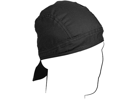 Bobster / Zan Headgear Flydanna (Color: Solid Black)