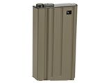 A&K Full Metal SR-25 Airsoft AEG Magazine (Color: Tan / 110 Rounds)