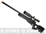 Evike Custom Class II / JG / Angel Custom Type96 / MK96 APS-2 Airsoft Bolt Action Sniper Rifle - Black
