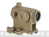 Avengers 1x24 Red / Green Dot Scope with High-Rise Mount and QD Lever (Tan)