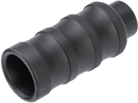 Angel Custom CNC Patriot Krinkov Type Special Forces Airsoft Flashhider (Type: Negative / 14mm-)