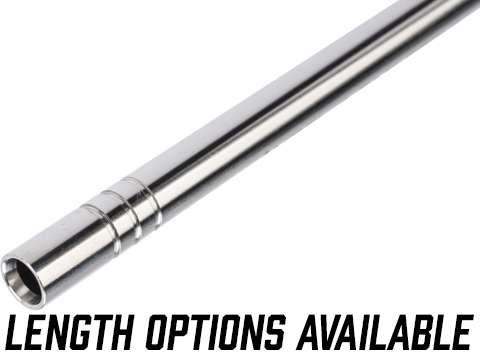 Angel Custom G2 SUS304 Stainless Steel Precision 6.01mm Airsoft AEG Tightbore Inner Barrel