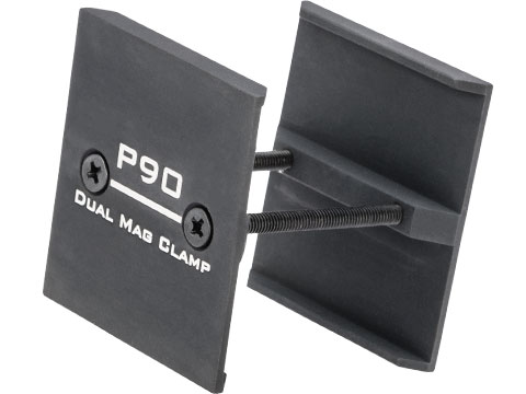 Angel Custom Aluminum P90 Dual Magazine Clamp