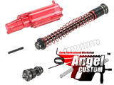 Angel Custom Complete Upgrade Pro Kit for Airsoft GBB Pistols (Type: KWA ATP Series / 130% Power)
