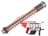 Angel Custom Tunable Steel Spring Guide for KWA ATP Series Airsoft GBB Pistols - 130%