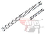 Angel Custom Enhanced Recoil and Hammer Spring Set for WE/TM 5.1 Hi-CAPA Series Airsoft GBB Pistols - 170%