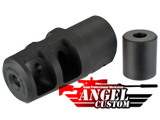 Angel Custom CNC Aluminum Anti-Tank FET Sniper 14mm Neg. Airsoft Flash Hider