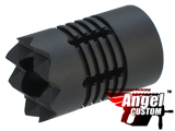 Angel Custom 14mm- CNC Tactical Mini Striker Airsoft Pistol Flashhider (14mm-)