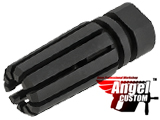 Angel Custom CNC Aluminum Falcon Airsoft Flashhider (14mm-)