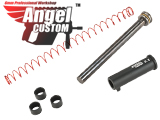 Angel Custom Tunable Steel Spring Guide for WE TM Hi-Capa 5.1 / 1911 Series Airsoft GBB Pistols - 130%