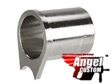 Angel Custom CNC Stainless Steel Barrel Bushing for WE / Socom Gear 1911 Airsoft GBB Pistols