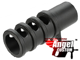 Angel Custom CNC Aluminum Compensator for TM / WE 1911 Series Airsoft GBB Pistols