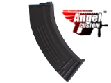 Angel Custom SR-47 Type Magazine for M4 M16 Series Airsoft AEG (Type: 400rd Hi-Cap / Single Magazine)