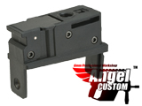 Angel Custom Magazine Adapter for Firestorm / Thunderstorm Airsoft AEG Drum Magazines (Version: AK / Black)