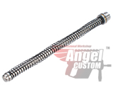 Angel Custom High Performance Steel Recoil Spring Guide Set for KWA MP7 Series Airsoft GBB Rifles