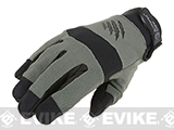 Armored Claw Cold Weather Tactical Glove (Color: Sage / Large)