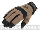Armored Claw Cold Weather Tactical Glove (Color: Tan / Medium)