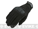 Armored Claw Shield Tactical Glove (Color: Black / Small)