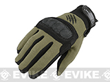 Armored Claw Shield Tactical Glove (Color: OD Green / Medium)