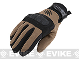 Armored Claw Shield Tactical Glove (Color: Tan / Medium)