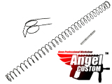 Angel Custom 170% Enhanced Recoil Spring, Hammer Spring, Lock Pin Kit for WE-Tech SMG-8 Airsoft GBB Sub-Machine Gun