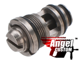 Angel Custom PTFE SUS303 Stainless Steel Hi-Flow Valve for TM / WE M9 Series Airsoft GBB Pistols