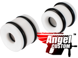 Angel Custom Delrin Inner Barrel Spacer Set for Tokyo Marui VSR-10 Airsoft Sniper Rifles