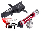 Angel Custom Alpha Pro Zero Trigger System For VSR-10 Airsoft Bolt Action Sniper Rifles