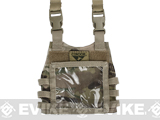 Condor Basic Mini Plate Carrier ID Panel - Multicam