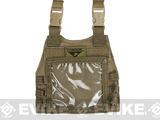 Condor Basic Mini Plate Carrier ID Panel - Tan