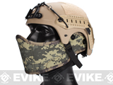 Avengers Helmet Face Armour HAF Mask for Airsoft (Color: ACU)