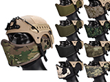 Avengers Helmet Face Armour HAF Mask for Airsoft