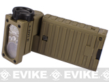 Limited Edition Replica Dummy Distress Flashlight - Tan