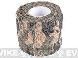 ASG Camouflage Fabric Wrap - (Woodland)