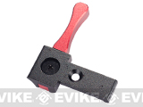 5KU IPSC Cocking Handle for WE / Marui Hi-Capa Series Airsoft GBB - (Red)