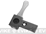 5KU IPSC Cocking Handle for WE / Marui Hi-Capa Series Airsoft GBB - (Silver)