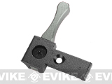 5KU IPSC Cocking Handle for WE / Marui Hi-Capa Series Airsoft GBB - (Titanium)