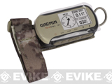 Pro-Arms Butt Stock Pouch for Garmin foretrex 101 GPS with Dummy Unit - Arid Camo