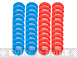 Matrix Rubber Plugs for Multi-Purpose 40mm Airsoft Grenade Shells - (Pack of 40)
