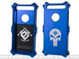 Evike.com CNC Aircraft Aluminum iPhone 5 5S  Armor Phone Case - Blue
