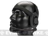 Matrix / Element Military Style Tactical Communications Headset Type-A (Color: Black)