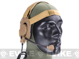 Z-Tactical Military Style EVO III Tactical Communications Headset (Color: Tan)