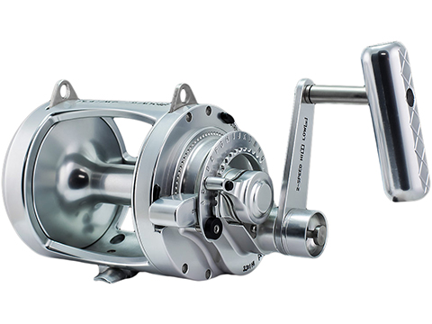 Accurate Fishing ATD-50W Platinum Reel