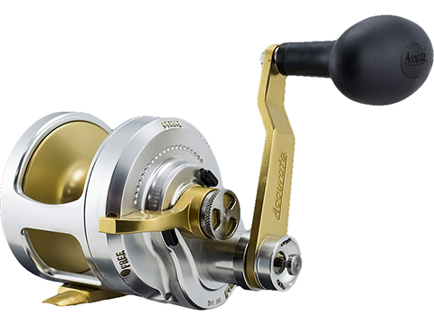 Accurate Fishing Boss Fury Reel (Model: FX2-600N / 2 Speed Narrow)