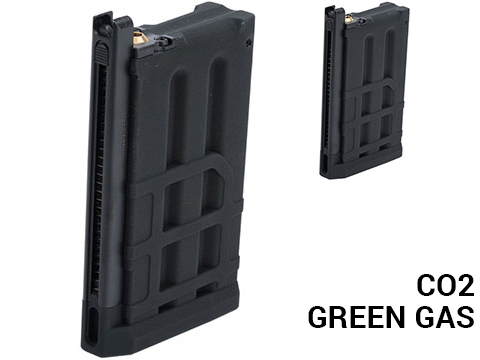 Action Army 28 Round Gas Magazine for AAC21 Series Airsoft Rifles