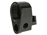 Asura Dynamics CNC Steel Folding M4 / M16 Stock Adapter for AK Airsoft Rifles