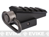 Element Pyramid Angled Rail Adapter (Color: Black)